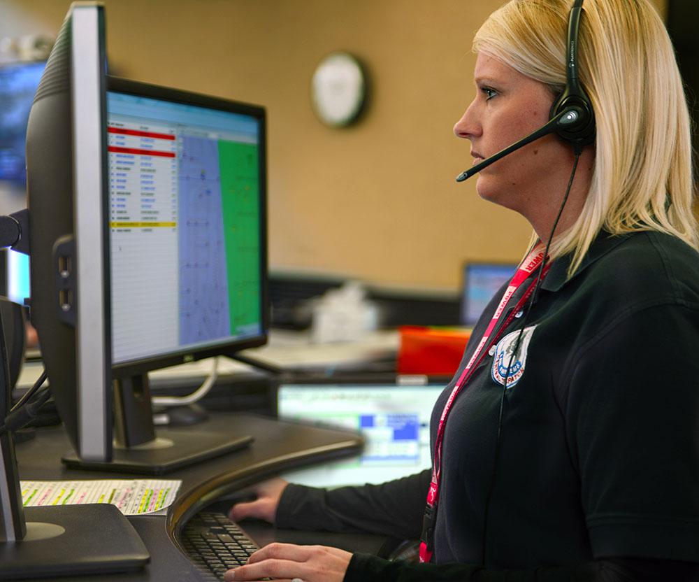 Dispatch - Morgan County Alabama 911